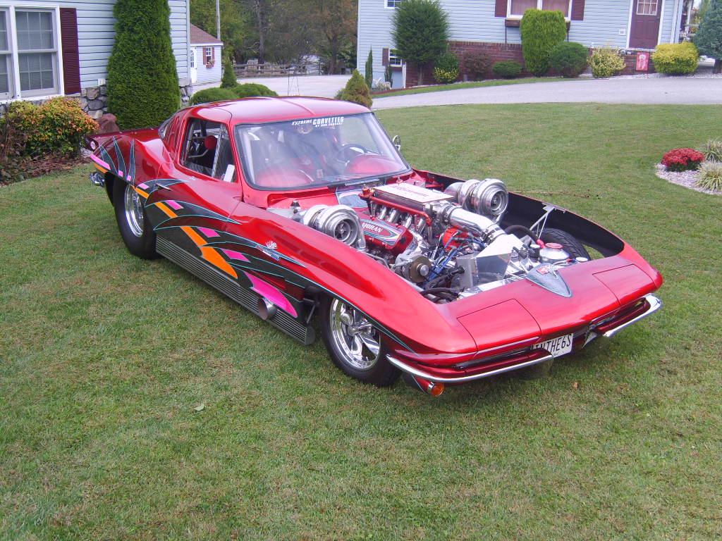 1963 chevrolet corvette 2600 hp world 39 s fastest street legal corvette muscle cars news and. Black Bedroom Furniture Sets. Home Design Ideas