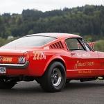 1965 Ford Mustang A-FX Holman Moody SOHC 427 CI