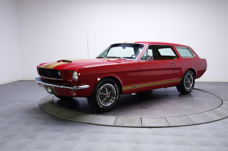 1965 Mustang Station Wagon >> 1965 Ford Mustang Station Wagon 5.0L - Muscle Cars News and Pictures