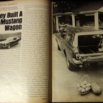 1965 Ford Mustang Station Wagon 5.0L