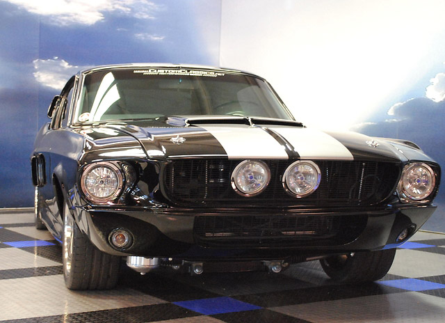 Ford 2016 Cars 1967 ford mustang custom fastback nitemare Picture 58
