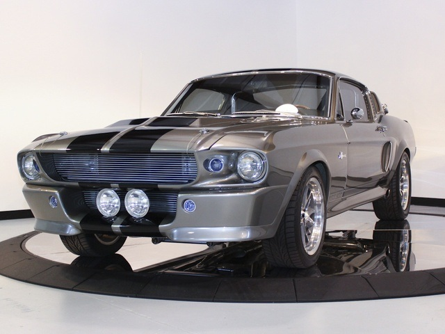 1967 Ford Shelby GT500E SuperSnake Eleanor