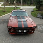1967 Mustang Fastback Eleanor Shelby