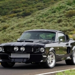 1967 Mustang Fastback Shelby G.T.500CR 900