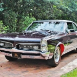 1967 Pontiac GTO Tri-power