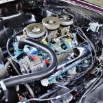 1967 Pontiac GTO Tri-power