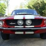 1967 Shelby GT 350 Factory Paxton