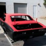 1968 Chevrolet Camaro Cherry Bomb