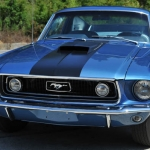 1968 Ford Mustang GT Fastback R Code 428 Cobra Jet