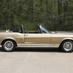 1968 Ford Mustang Shelby GT500 Convertible