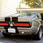 1968 Ford Mustang with NOS