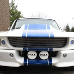 1968 Mustang GT500 SS Eleanor Super Snake Tribute