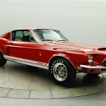 1968 Shelby Mustang GT500 Matching Numbers