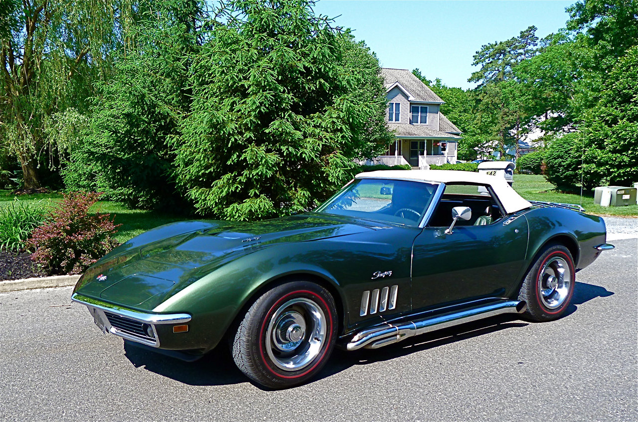 1969 Berger Corvette 427 VERY RARE 1 OF 2