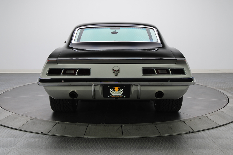 1969 Chevrolet Camaro LS2 550 HP - The Punisher
