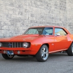 1969 Chevrolet Camaro owned by Paul Teutul