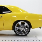 1969 Chevrolet Camaro RS SS Supercharged 461 HP
