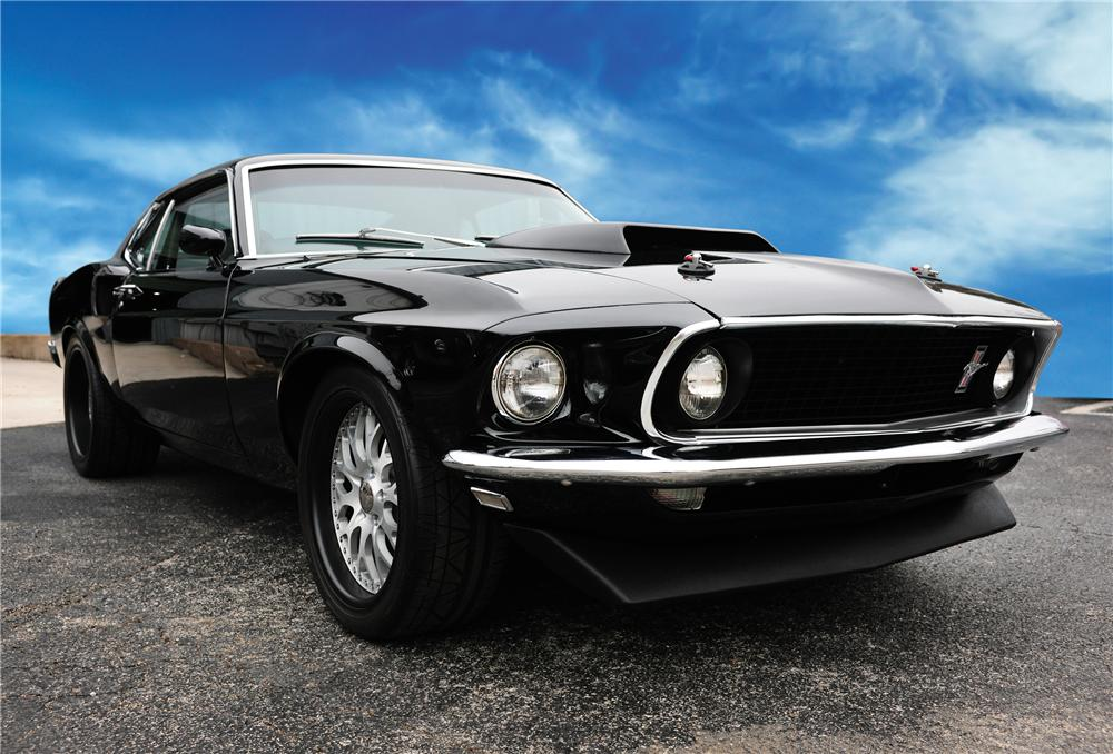 1969 Ford Mustang Custom Fastback - Muscle Cars News and ...
