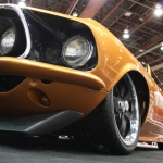 1969 Ford Mustang Project Nasty