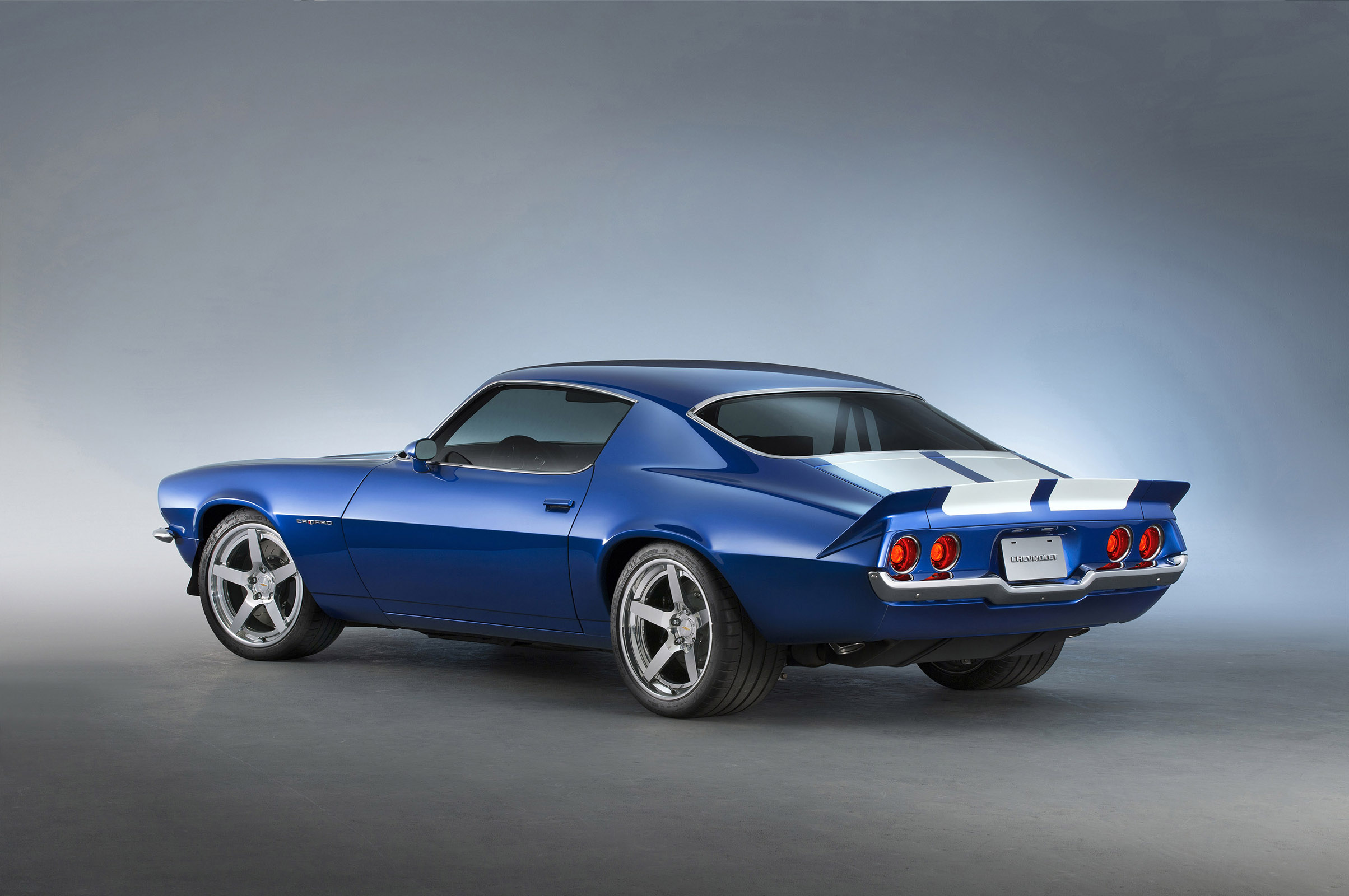 1970 Chevrolet Camaro RS Supercharged LT4