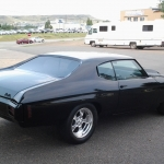 1970 Chevrolet Chevelle Custom 2 Door Coupe