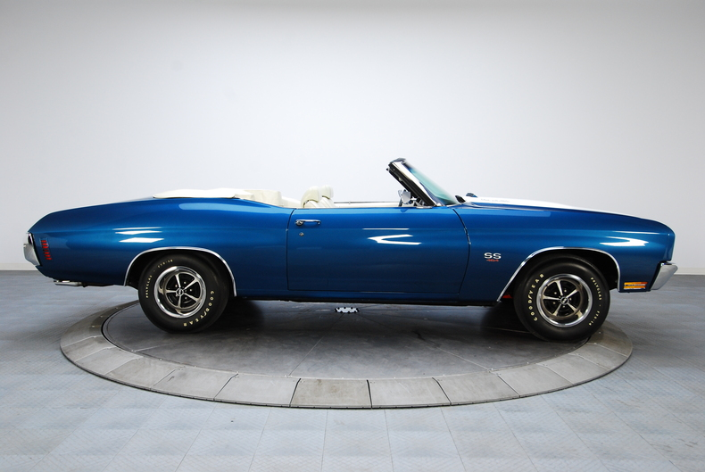 1970 Chevrolet Chevelle SS LS5 Convertible