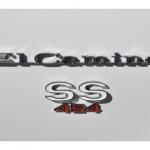 1970 Chevrolet El Camino SS 454 LS6