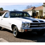 1970 Chevrolet El Camino SS 454 LS6