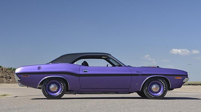 1970 Dodge Challenger RT HEMI