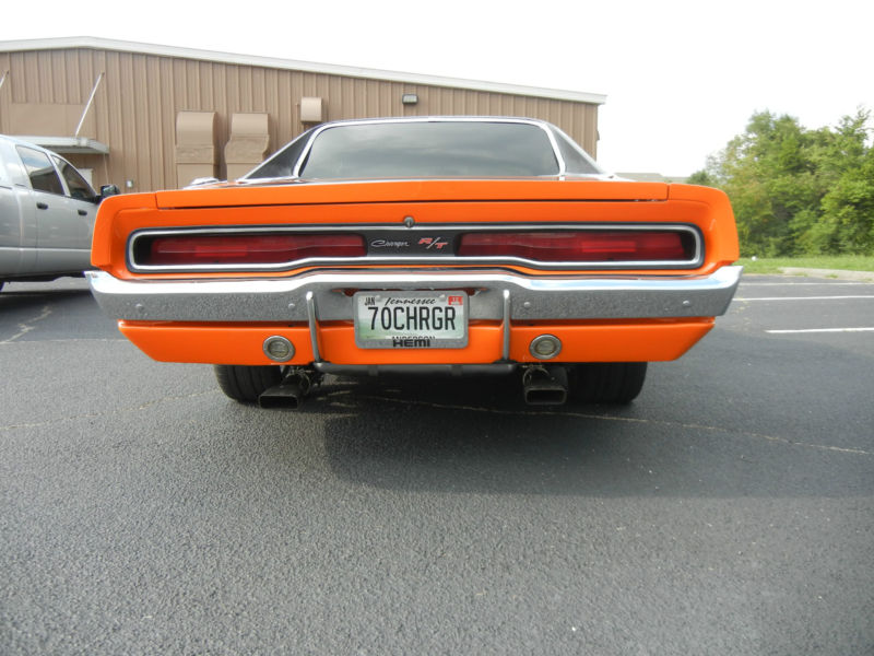 1970 Dodge Charger RT Race Hemi Setup