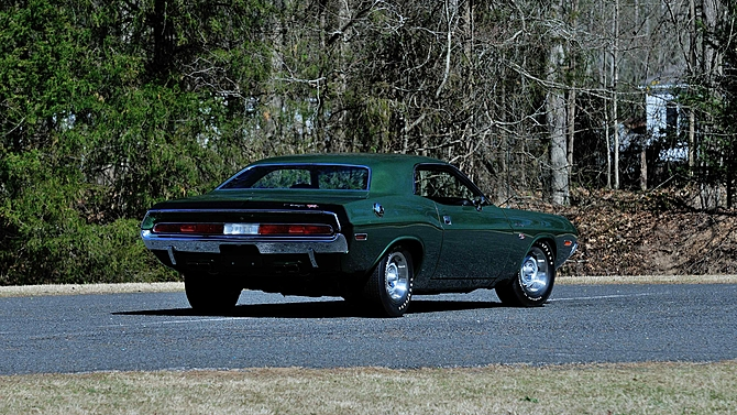 1970 Dodge Hemi Challenger Rt Picture 05