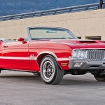 1970 Oldsmobile 442 W-30 Convertible