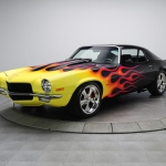 1971 Chevrolet Camaro - Super Chevy