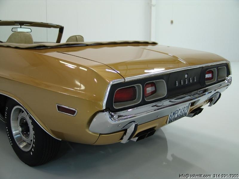 1971 Dodge Challenger 340 Convertible MOD SQUAD - Muscle Cars News and Pictures