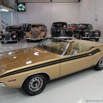 1971 Dodge Challenger 340 Convertible MOD SQUAD