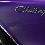 1971 Dodge Challenger R/T Plum Crazy 528 HEMI V8 5 Speed