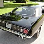 1971 Plymouth Barracuda 440 Six Pack