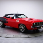 1971 Plymouth Cuda Convertible 8.0 Liter Viper V10 6 Speed
