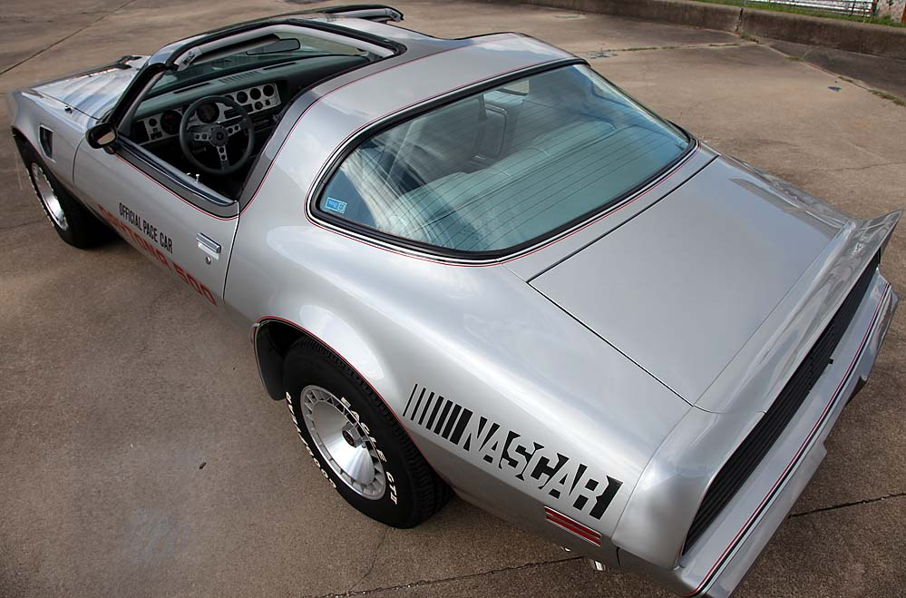 1979 Pontiac Trans Am - 10th Anniversary