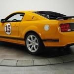 2007 Ford Saleen Mustang Parnelli Jones 302