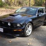 2008 Ford Mustang GT CS