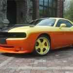 2008 Sanderson-Barris Kustom Dodge Challenger