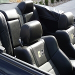 2009 Dodge Challenger Hurst Black & Gold Supercharged Custom Convertible
