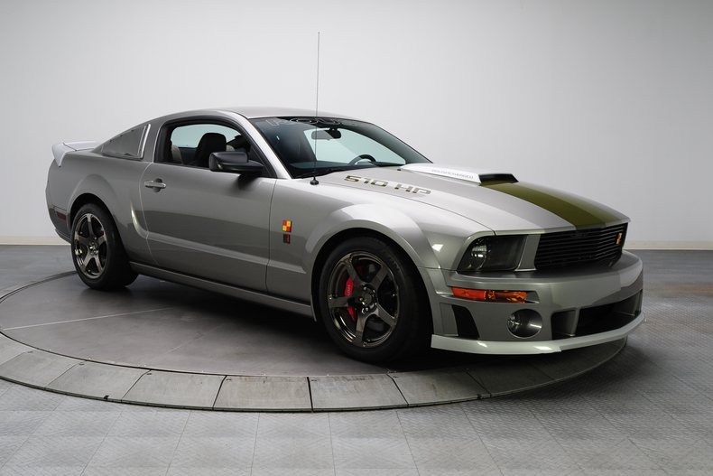 2009 Ford Mustang Roush P 51b Muscle Cars News And Pictures