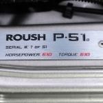 2009 Ford Mustang Roush P-51b