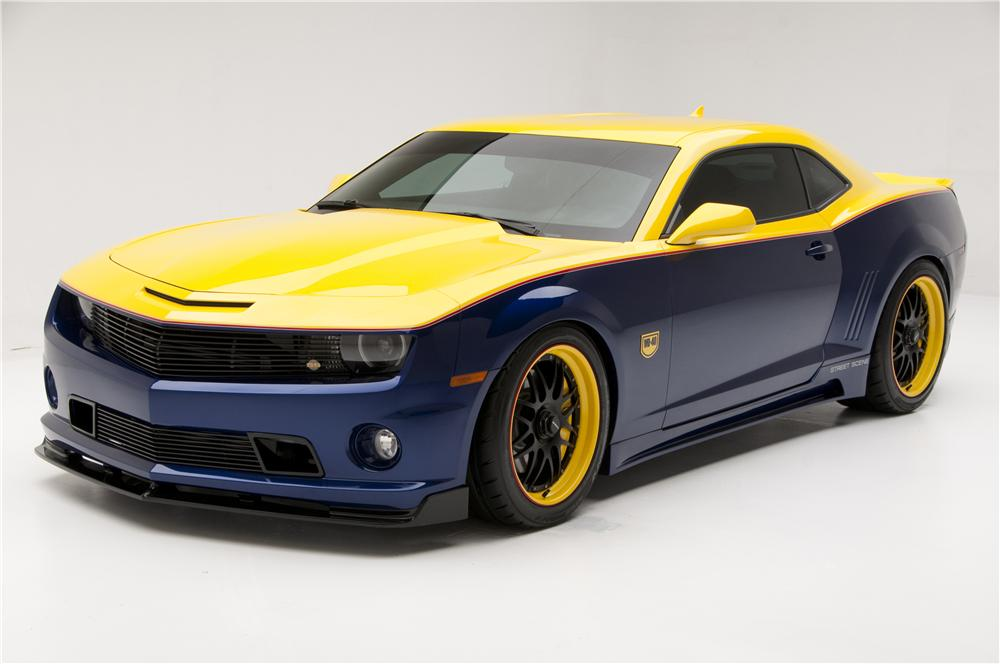 2010 chevrolet camaro 2ss custom coupe muscle cars news and pictures. Black Bedroom Furniture Sets. Home Design Ideas