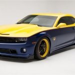 2010 Chevrolet Camaro 2SS Custom Coupe