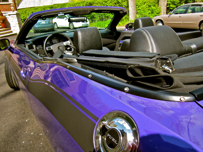 2010 Dodge Challenger Srt8 600 Hp Custom Convertible
