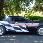 2010 Lingenfelter Camaro LS9 SS Run