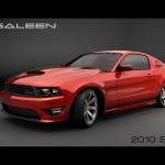 2010 Saleen S281 Mustang